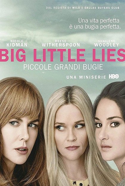 BIG LITTLE LIES St. 2