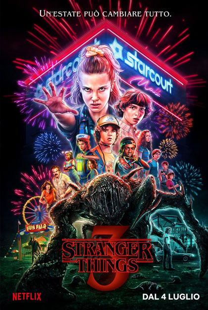 Stranger Things St. 3